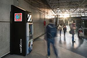 Fgc instala cajeros autom ticos en las estaciones de las for Cajeros barcelona