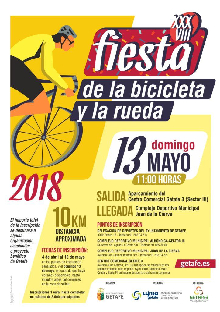 fiesta bicicleta