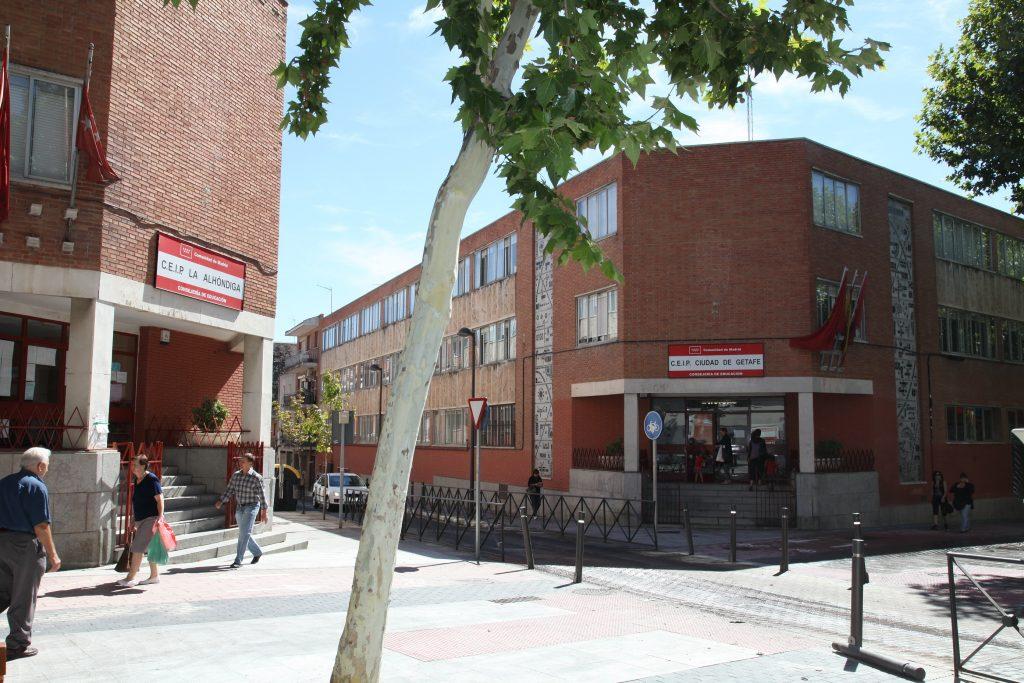 colegio Ciudad de Getafe La Alhlóndiga