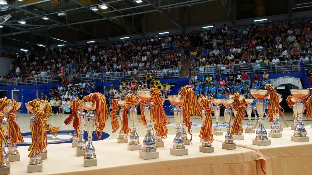 Entrega de Trofeos de las Ligas Locales