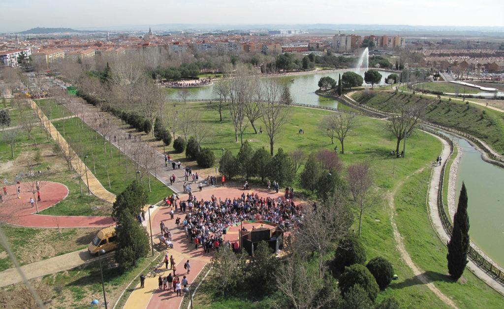 Parque Alhóndiga-Sector III