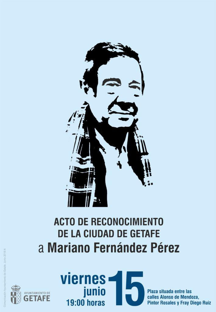 Homenaje Mariano Fernández