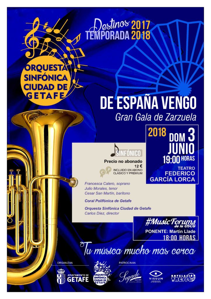 De España vengo - Gran Gala de Zarzuela