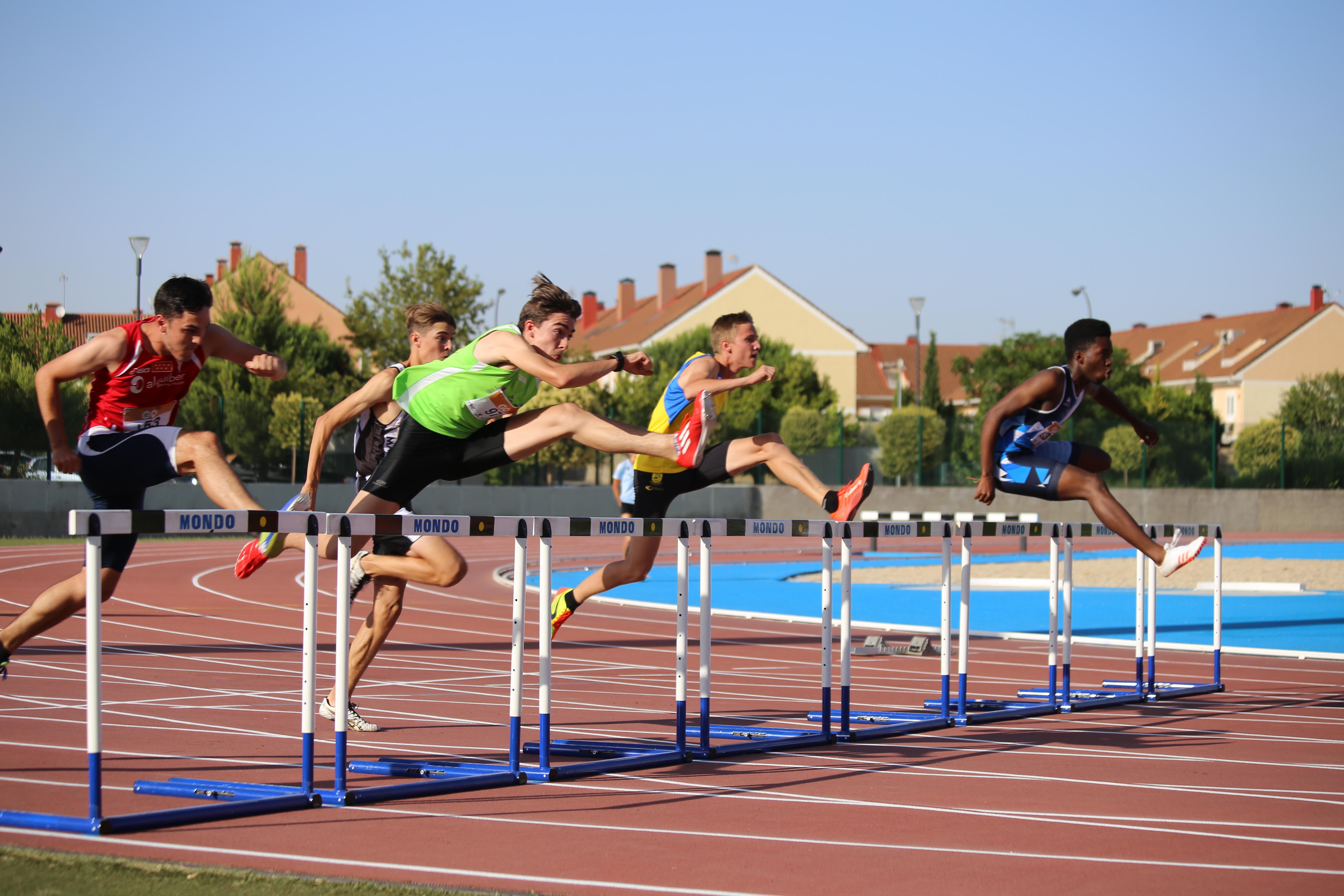 Campeonato de Madrid Absoluto de Atletismo 2018