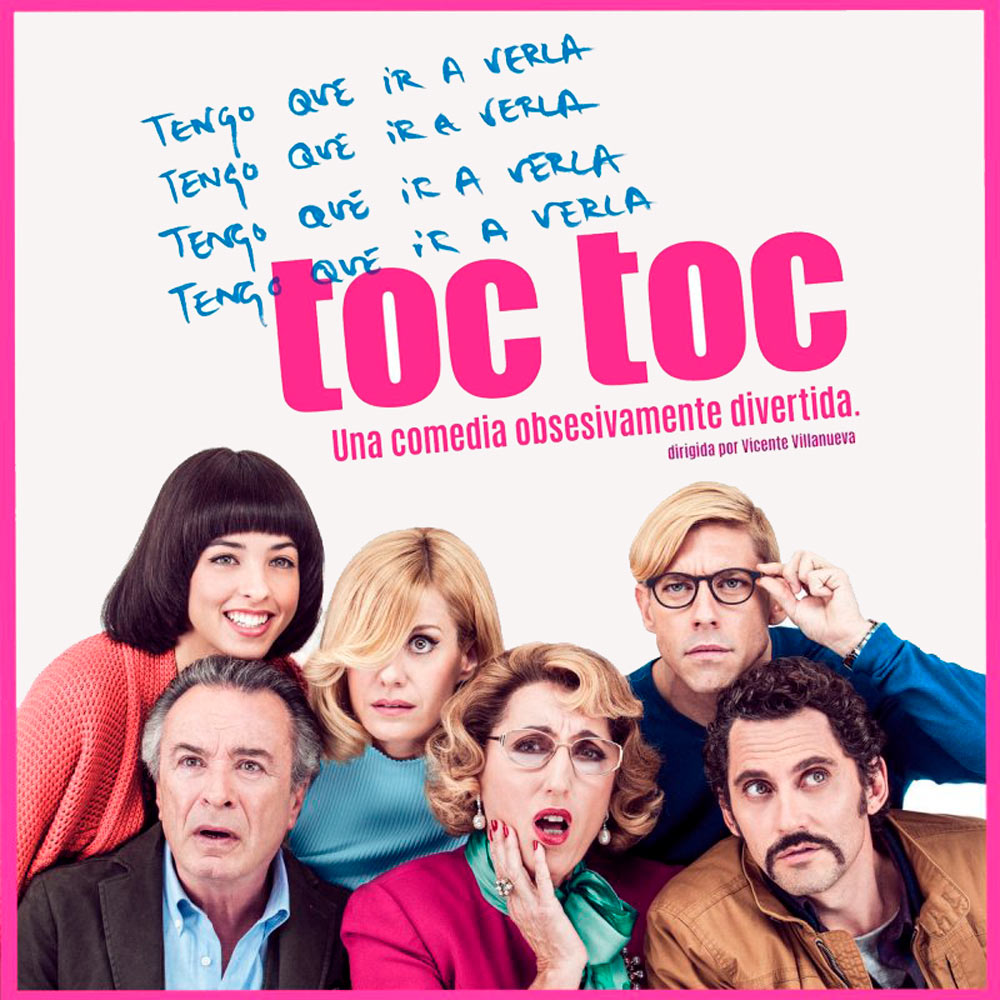 "Cine Verano ""Toc. Toc"""
