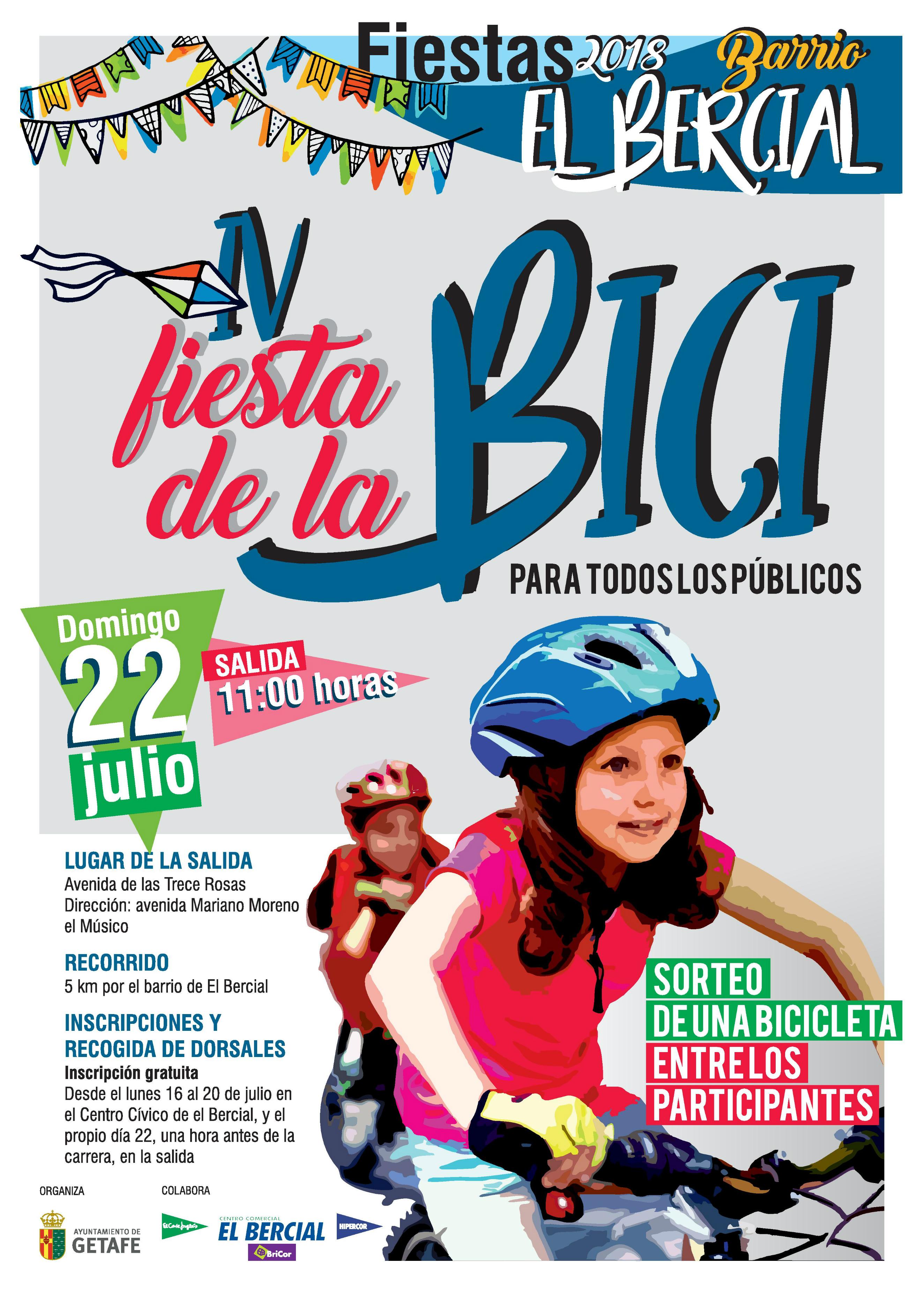 IV Fiesta de la Bici