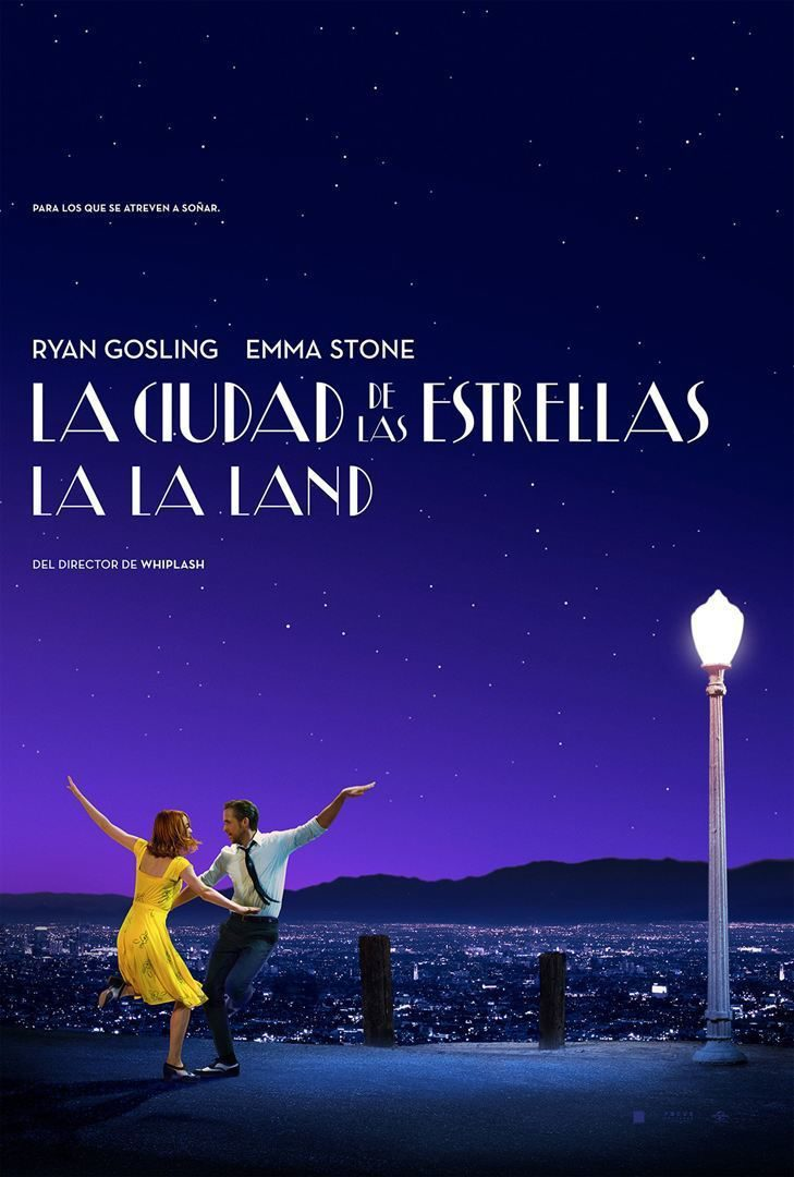 Película La, La, Land