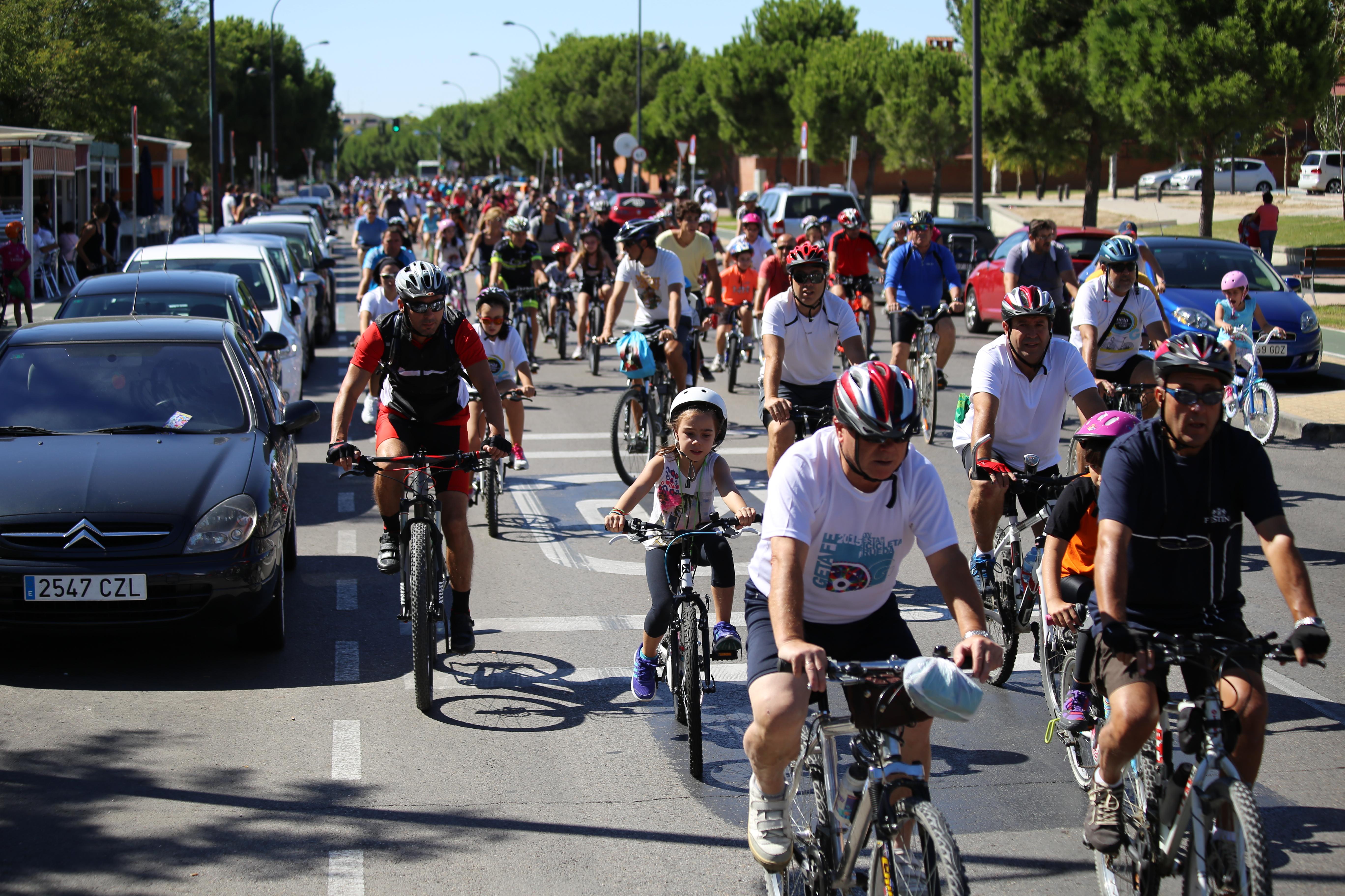 Fiesta de la Bicicleta del Sector 3