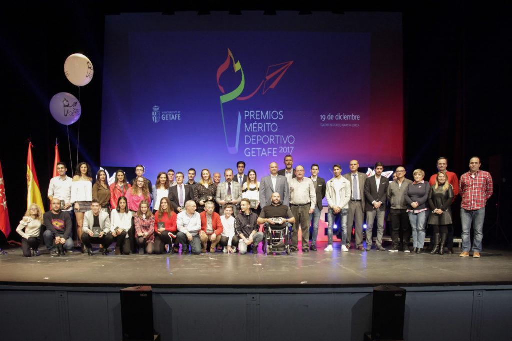Premios Deporte 2017