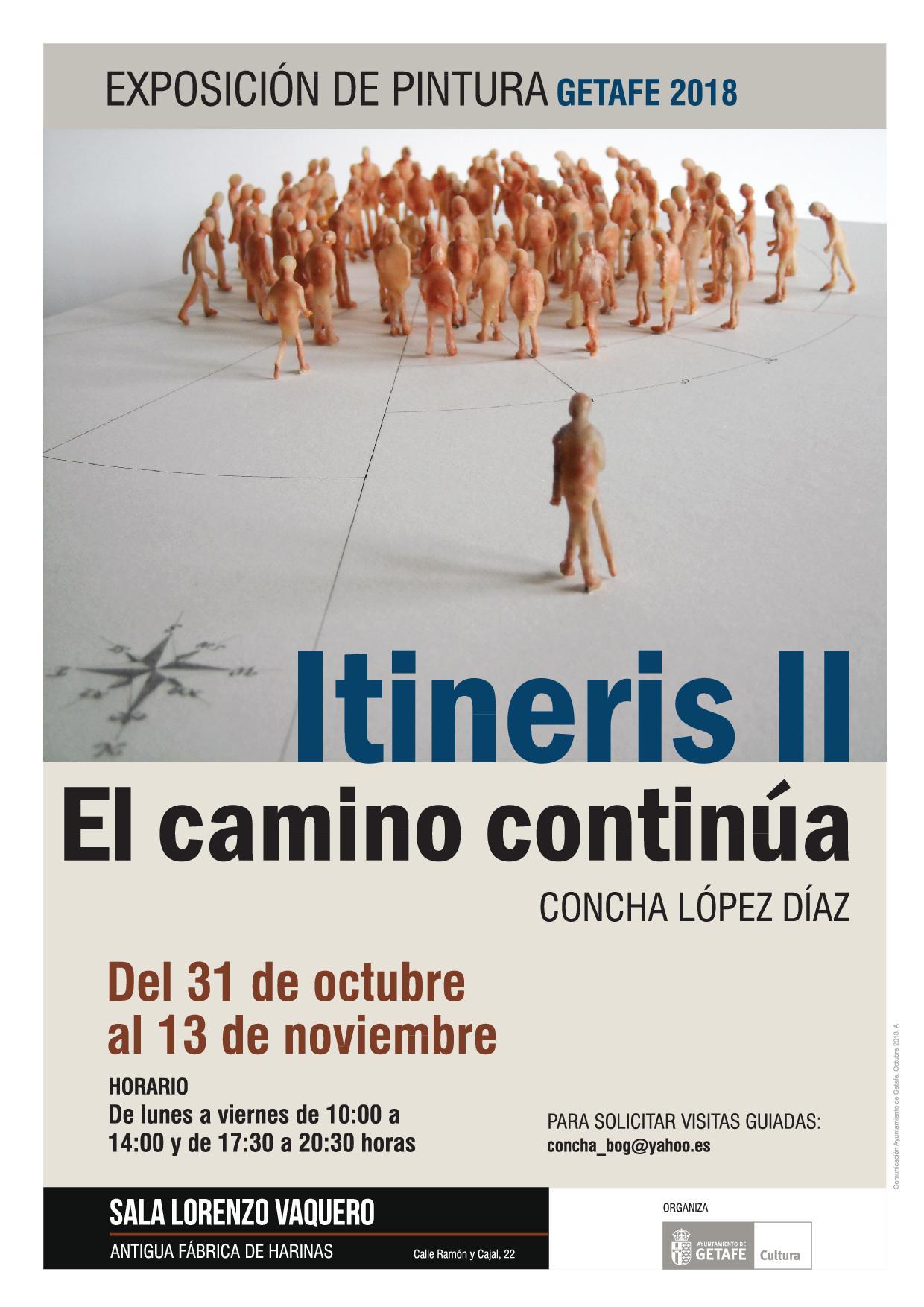 Exposición Itineris