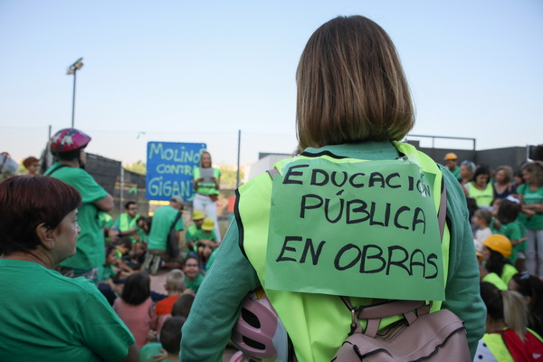 ampas cervantes educación pública obras