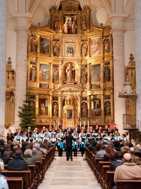 Concierto Navidad Catedral