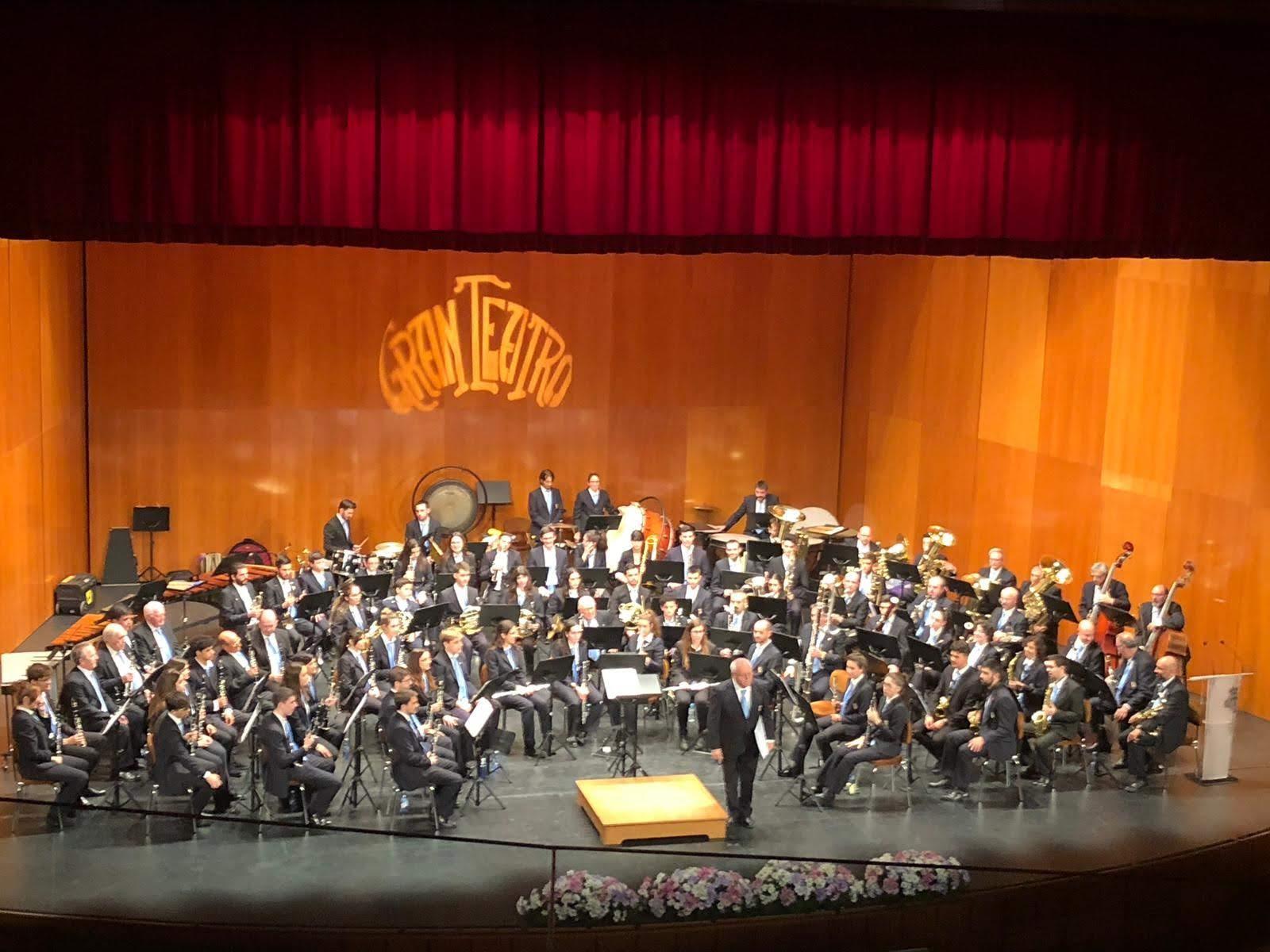 Concierto Año Nuevo Banda