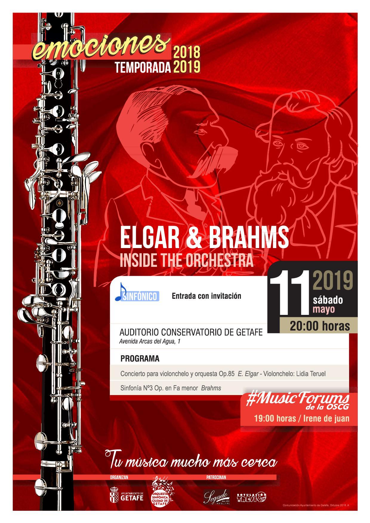 Elgar Brahms
