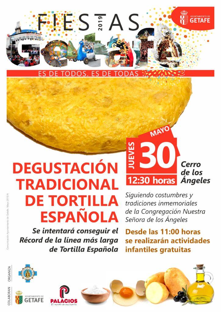 fiestas tortilla