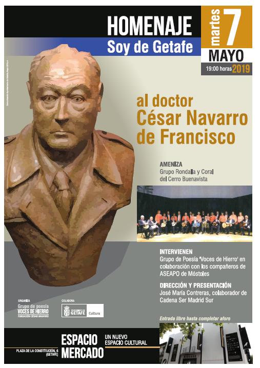 Homenaje César Navarro