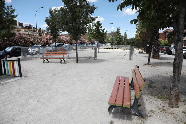 area canina Centro