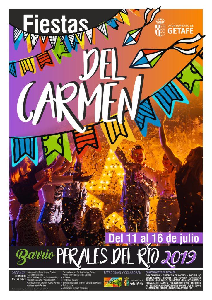 Fiestas Carmen Perales