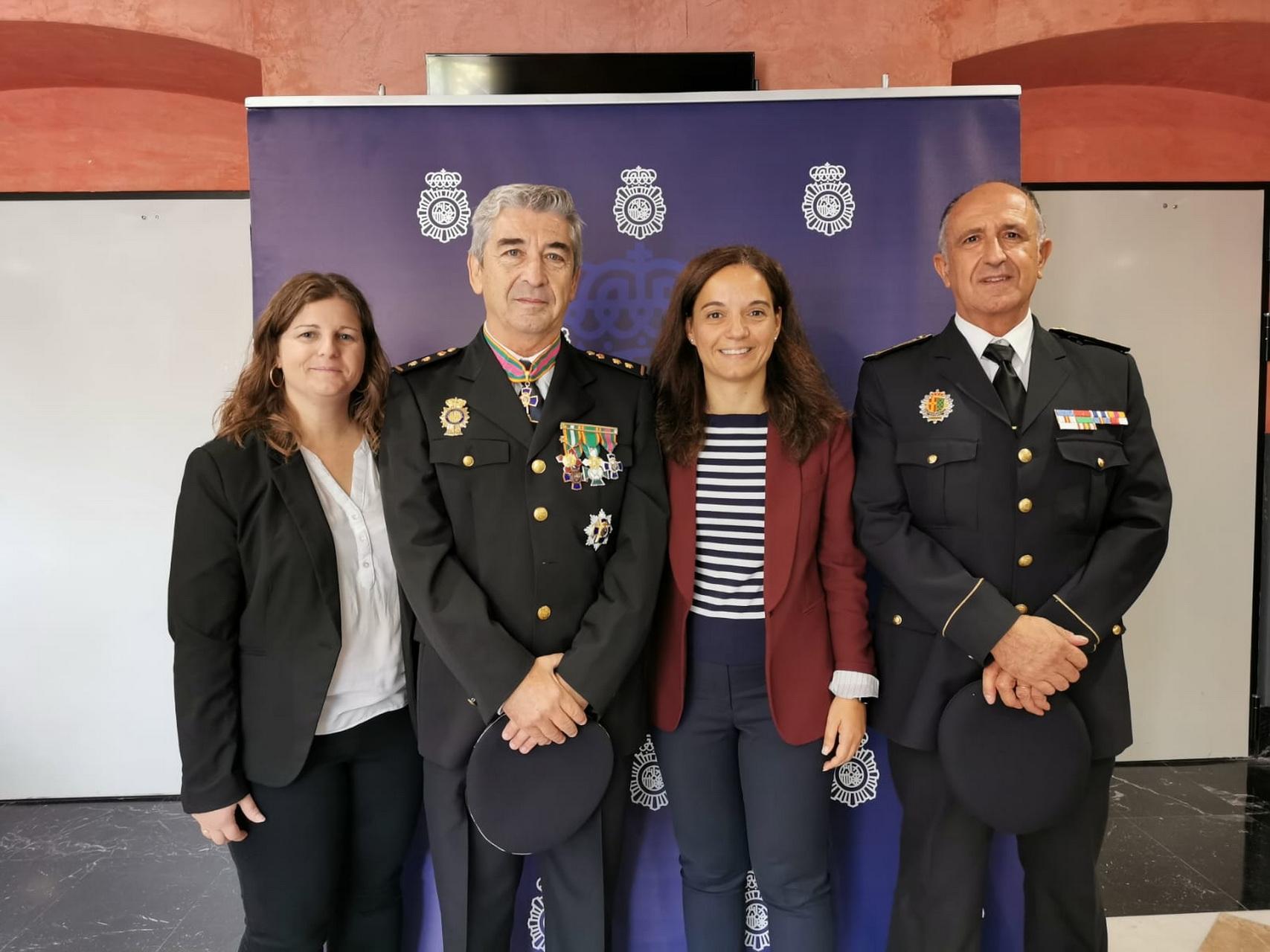 patrón Policía Nacional