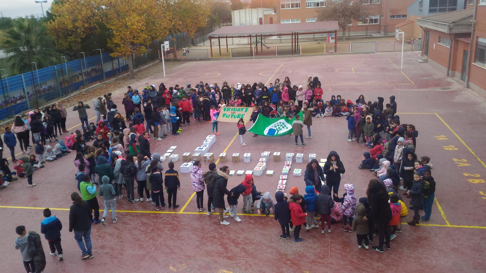 scarbble sostenibilidad estudiantes
