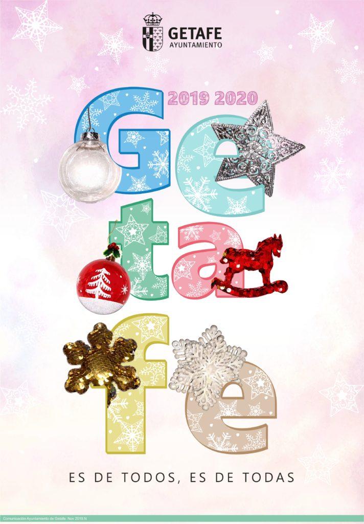 Programa de Navidad Getafe 2019-2020
