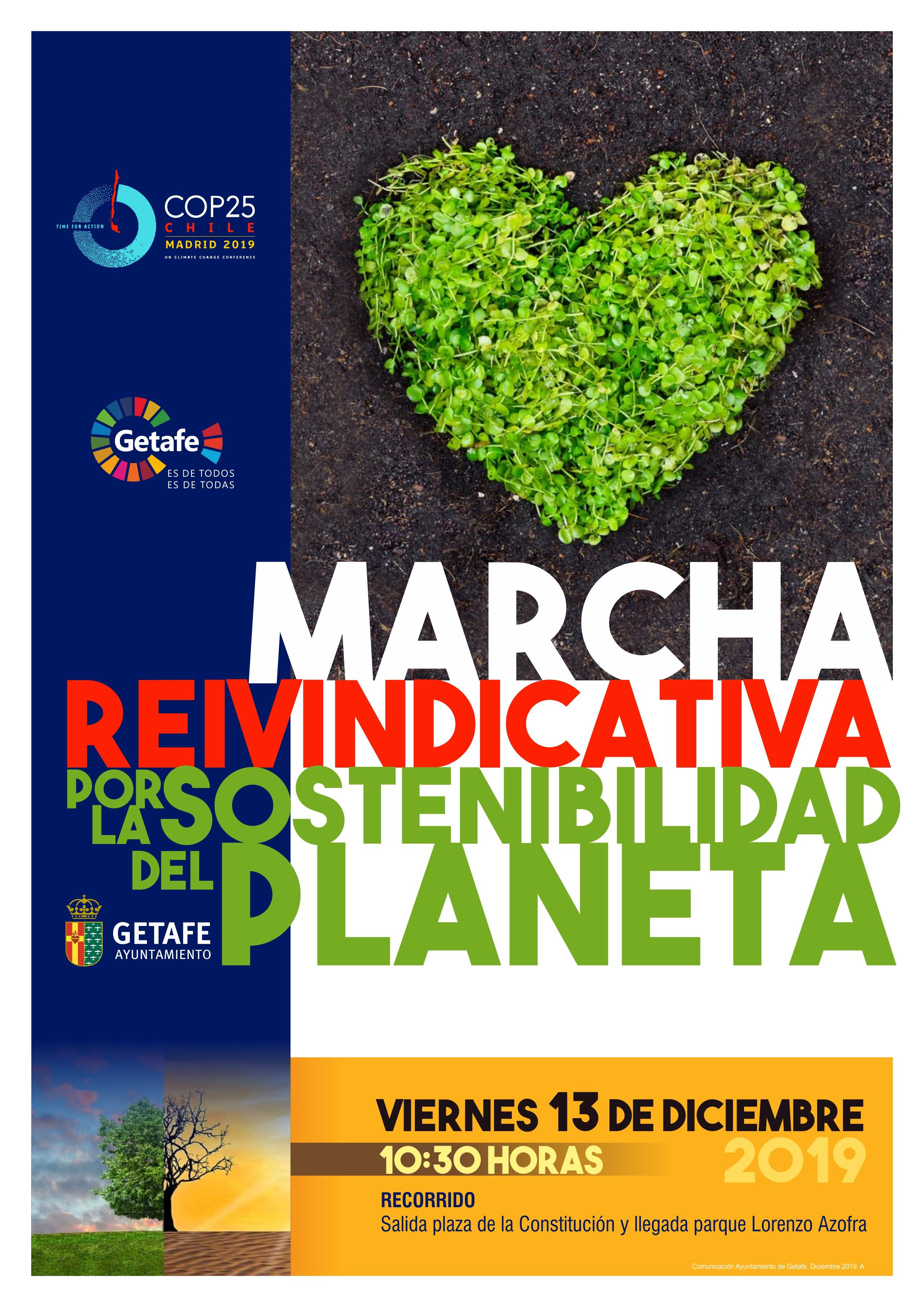 marcha sostenibilidad