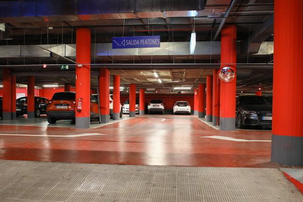 parking ayuntamiento