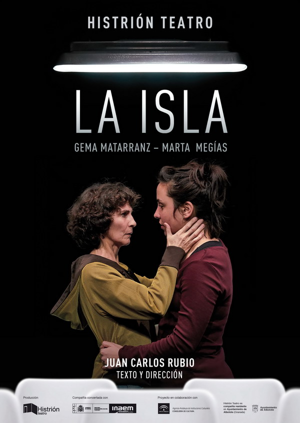 La isla. Teatro