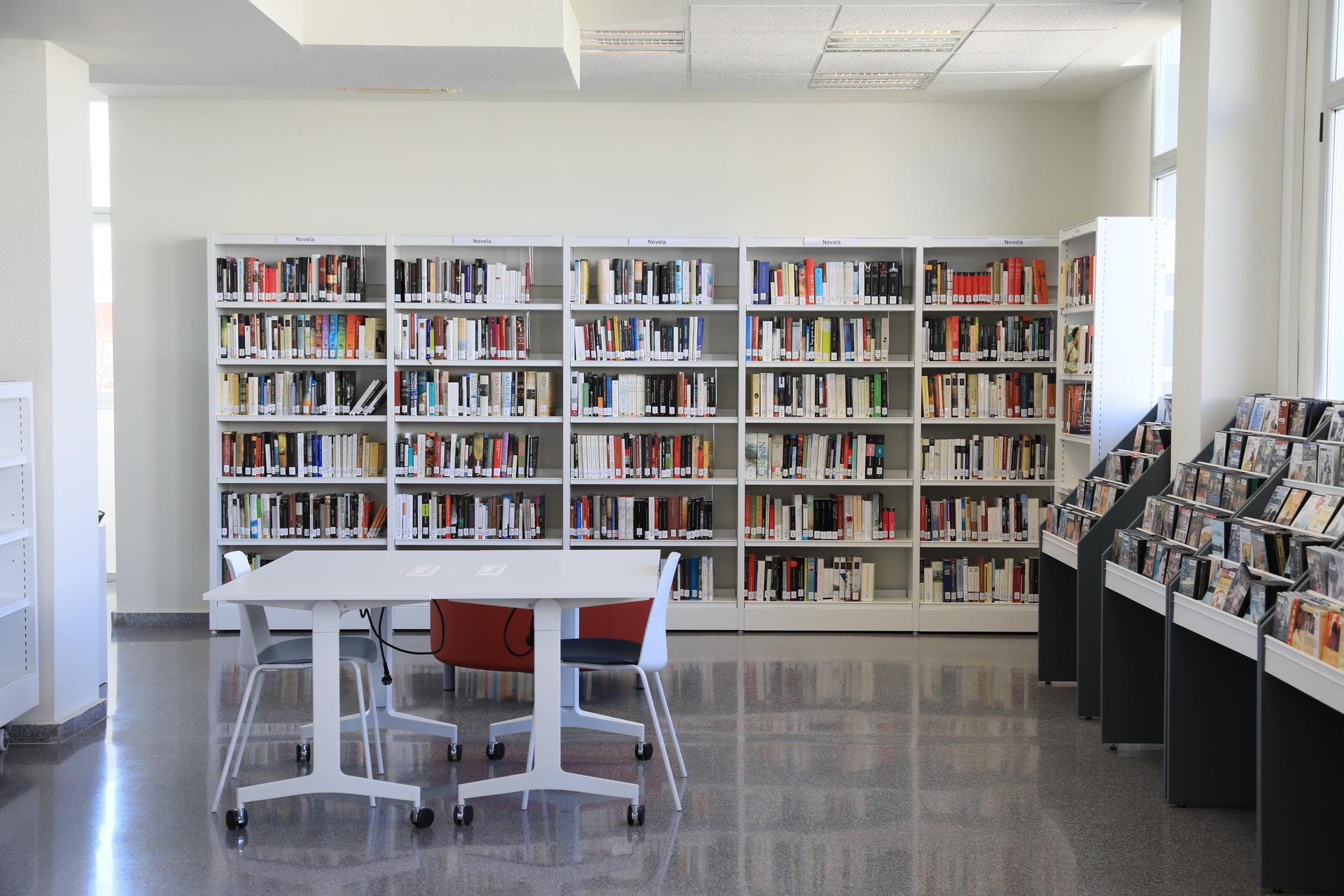 Biblioteca Lorenzo Silva