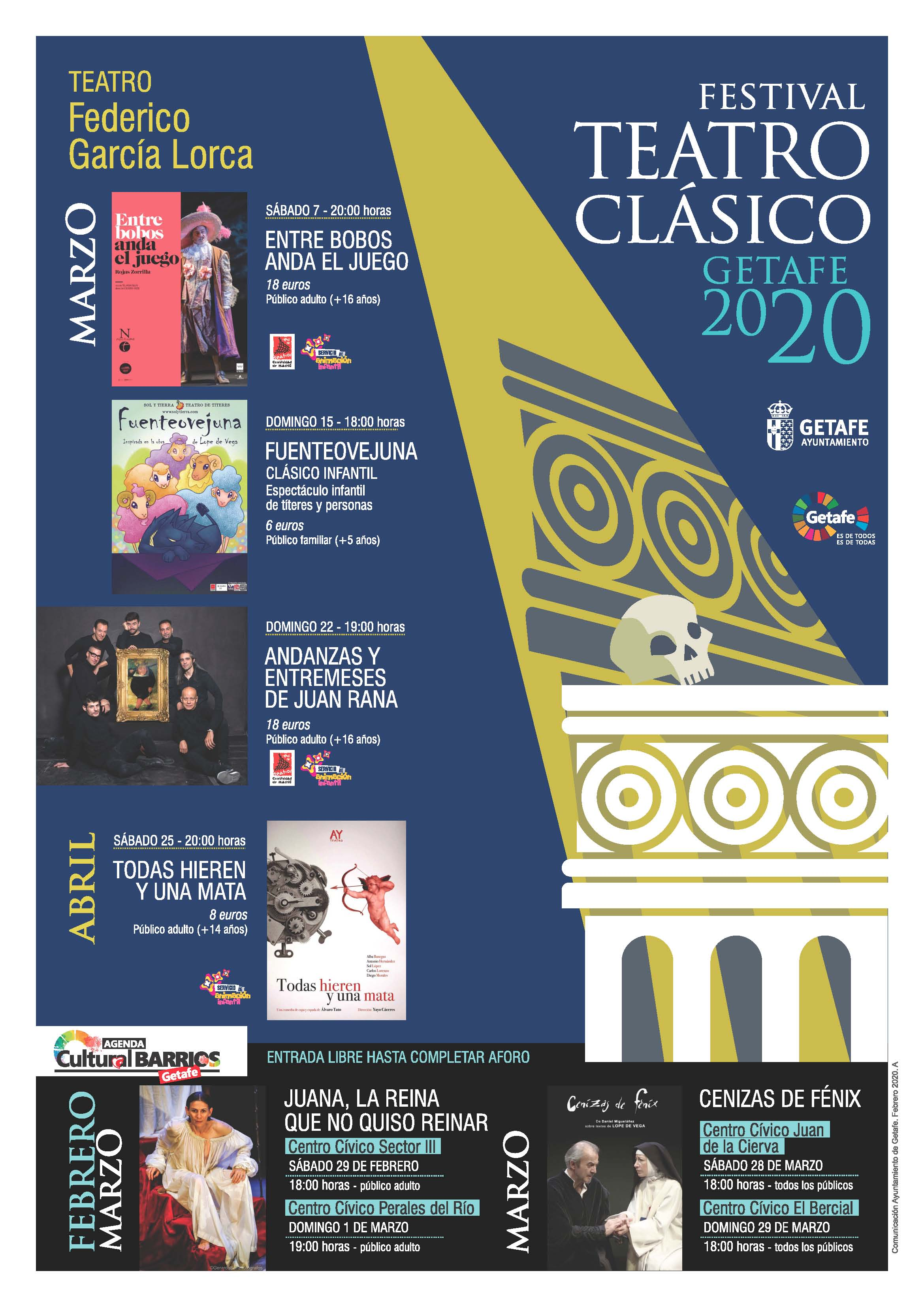 Festival Teatro Clásico