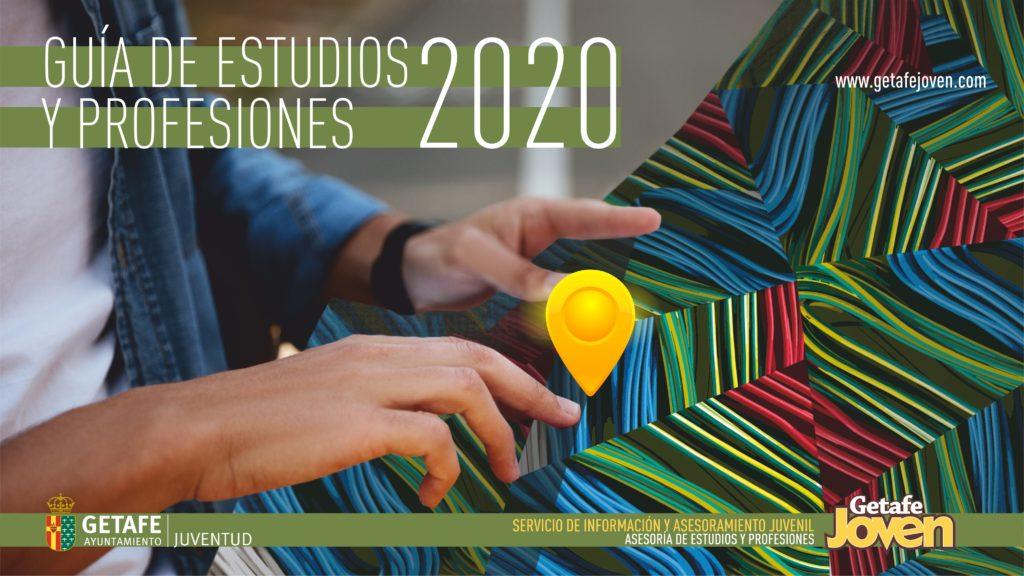 guía estudios profesiones 2020