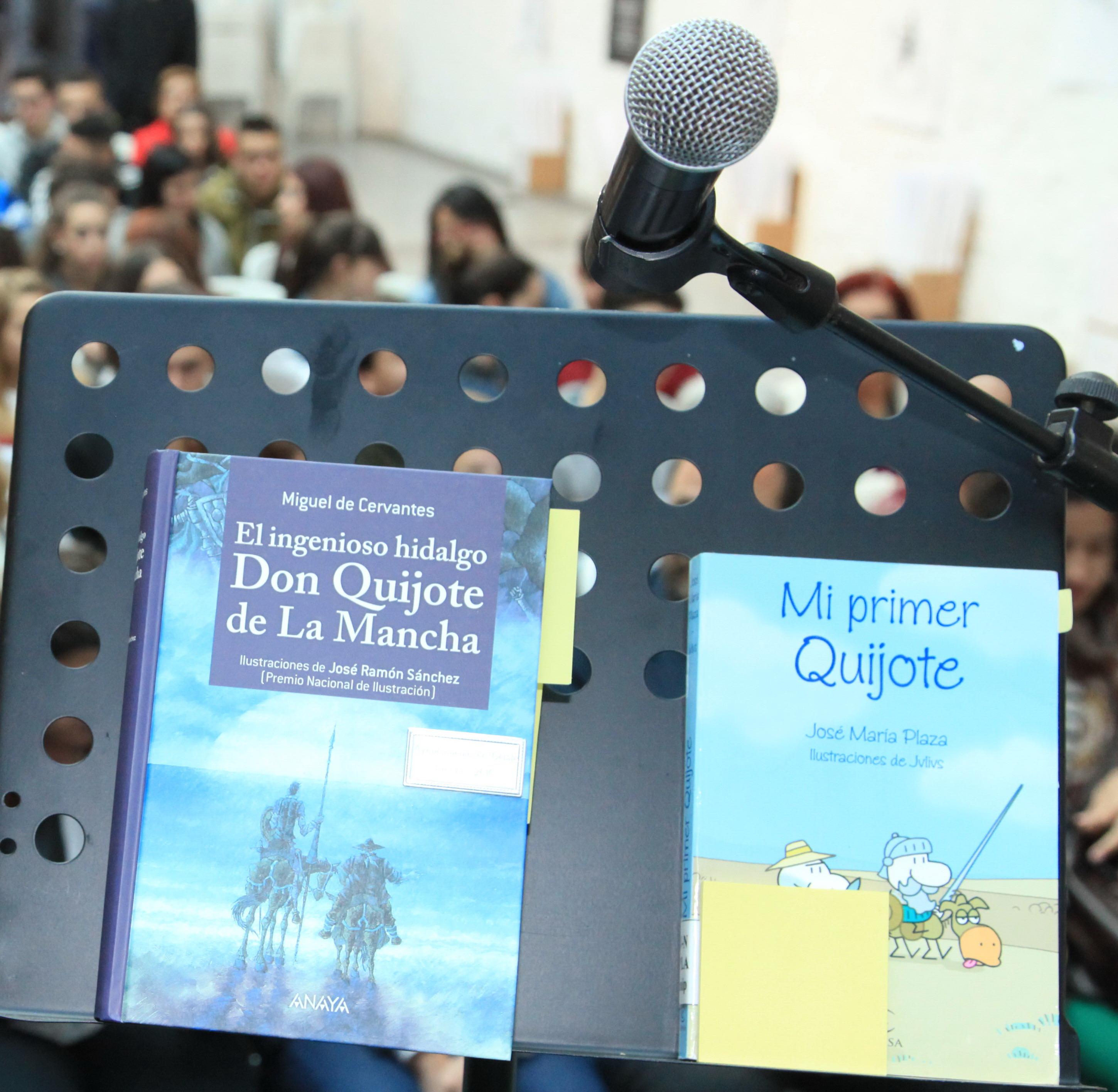 lectura Quijote