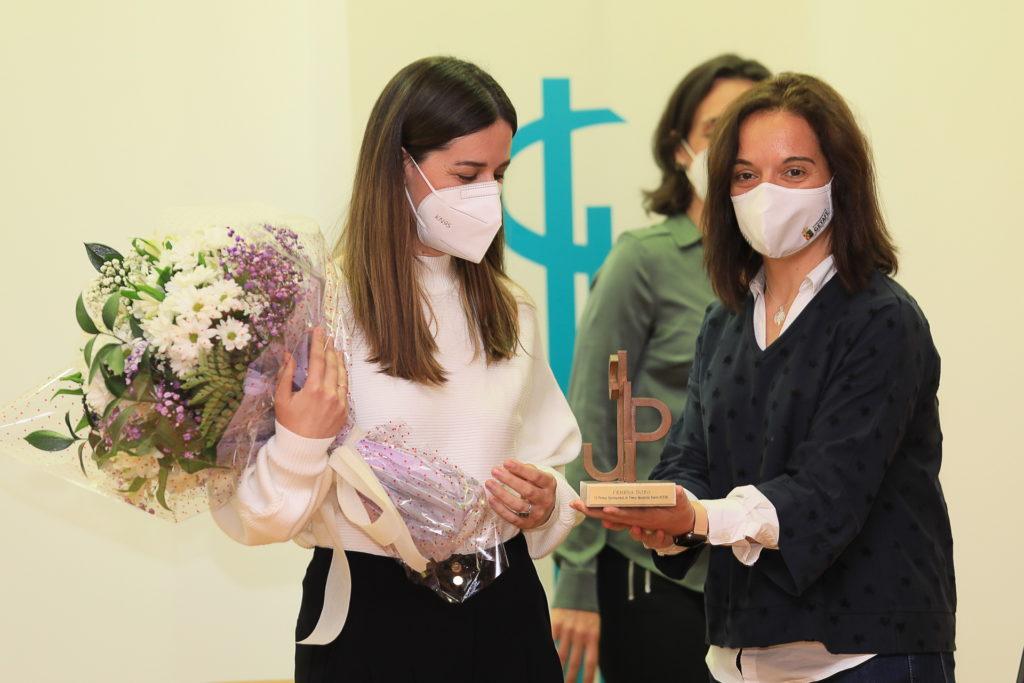 Teresa Soto premio Margarita Hierro